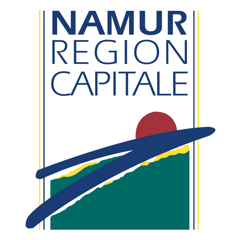 Namur Region Capitale vector