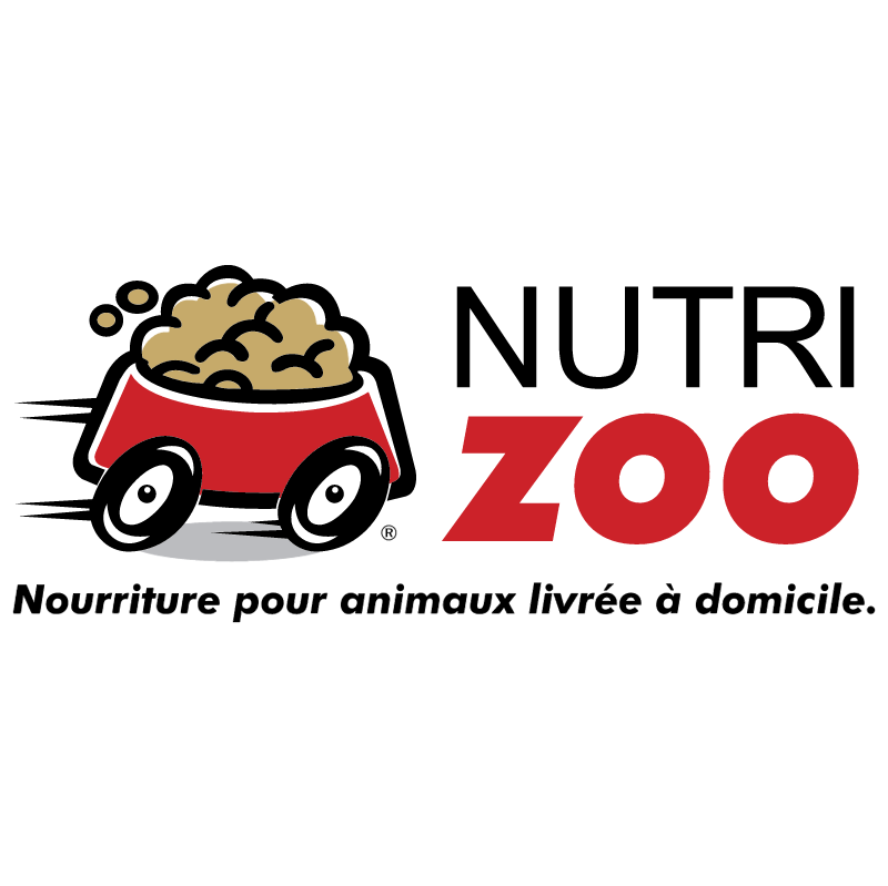 Nutri Zoo vector