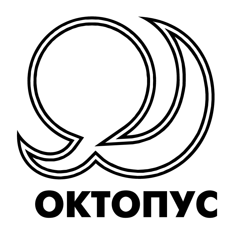 Octopus vector logo