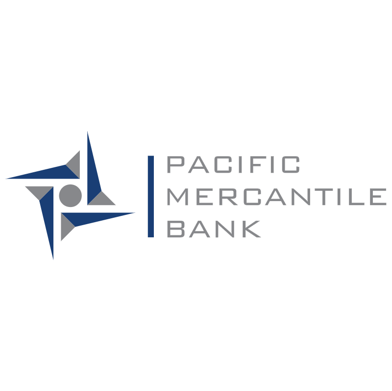 Pacific Mercantile Bank vector