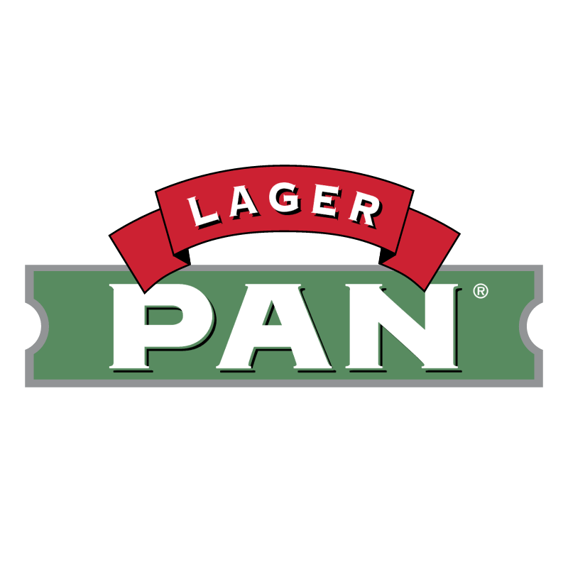 Pan Lager vector