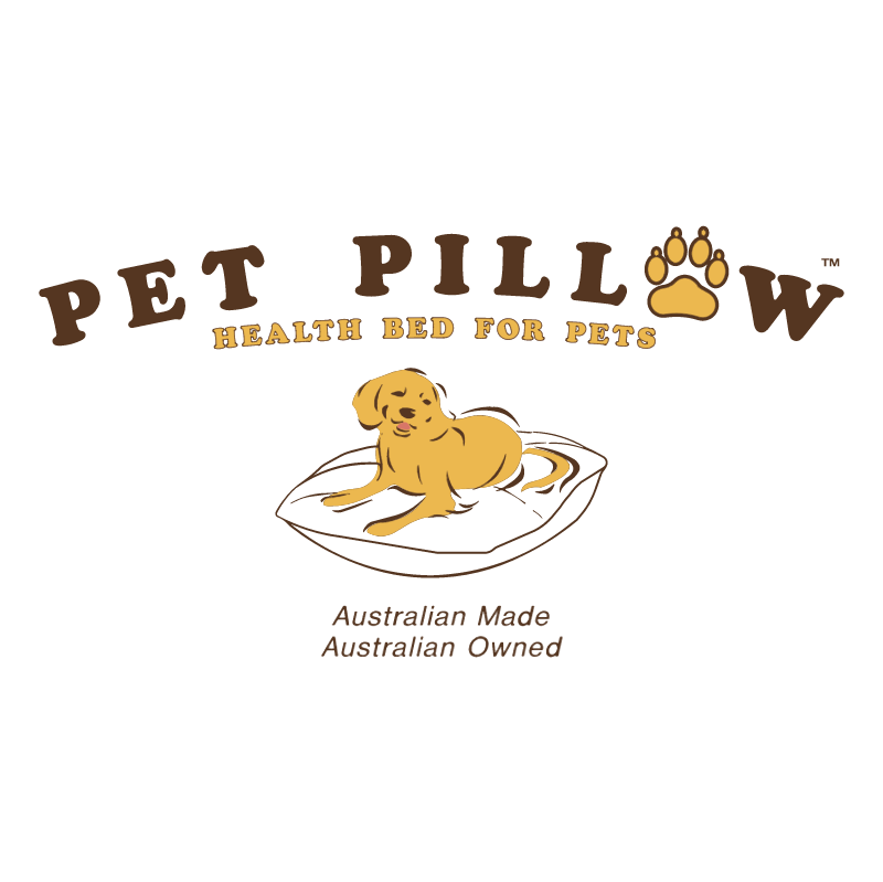 Pet Pillow vector