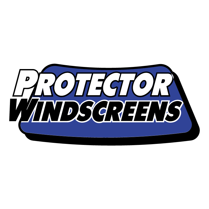 Protector Windscreen vector logo