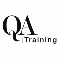 QA Training vector