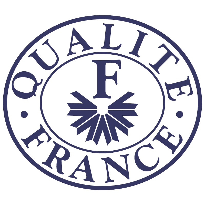 Qualite France vector logo