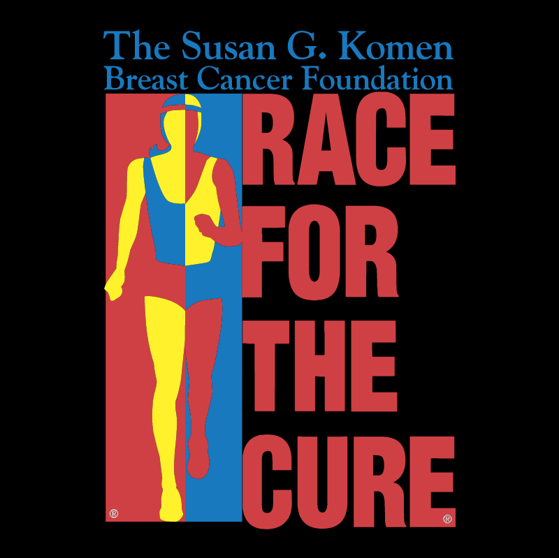 Race For The Cure vector logo