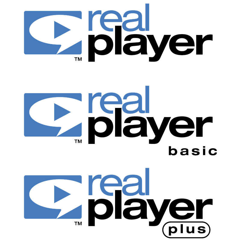 RealPlayer vector logo