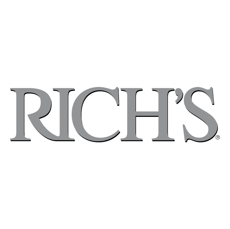 Rich's vector logo