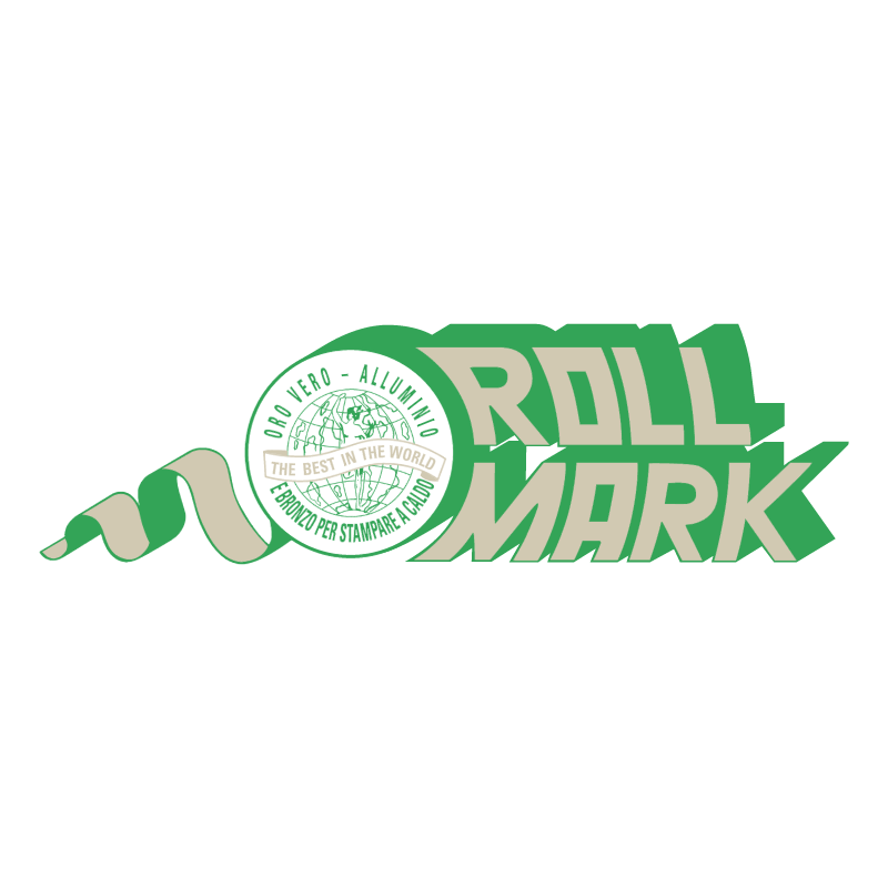 Roll Mark vector