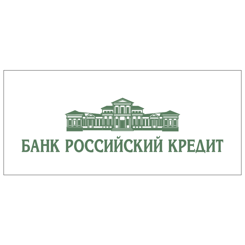 Rossiysky Credit Bank vector