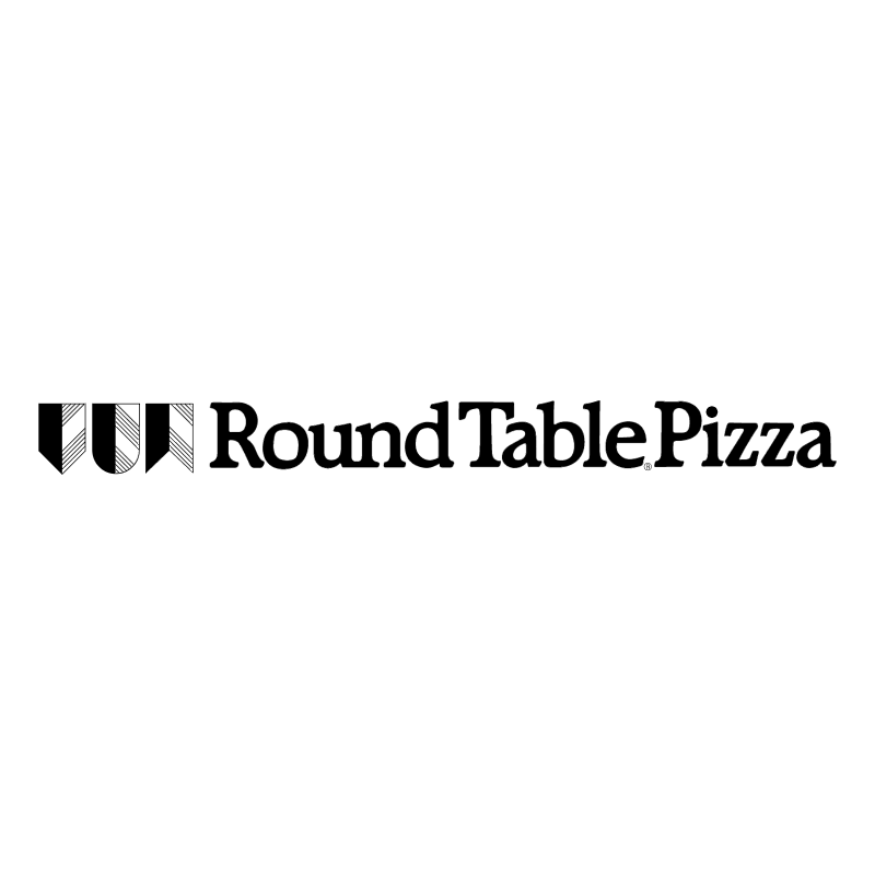 Round Table Pizza vector