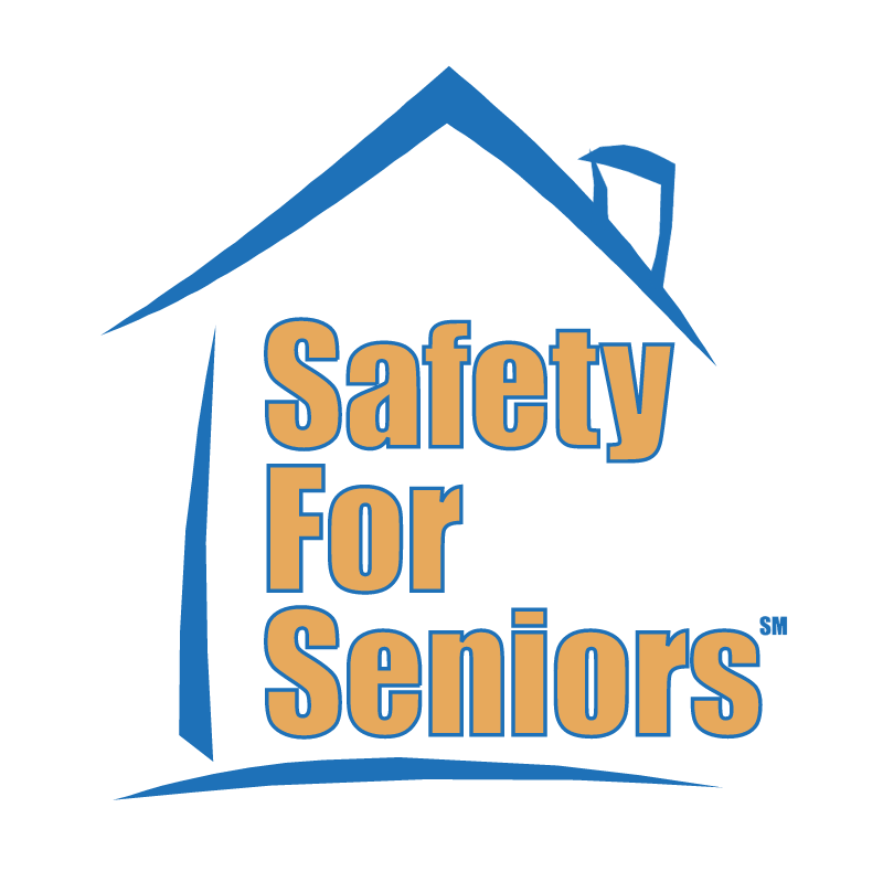 Safety For Seniors vector