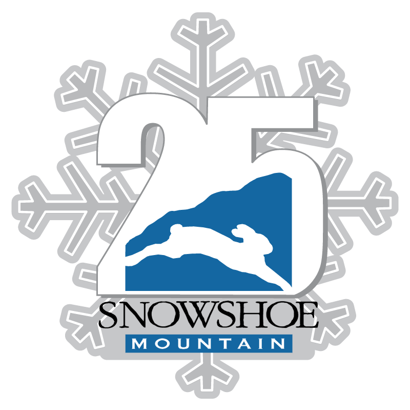 Snowshoe Mountain 25 logo