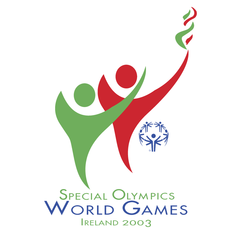 Special Olympics World Games Ireland 2003 vector