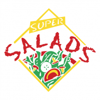 Super Salads vector
