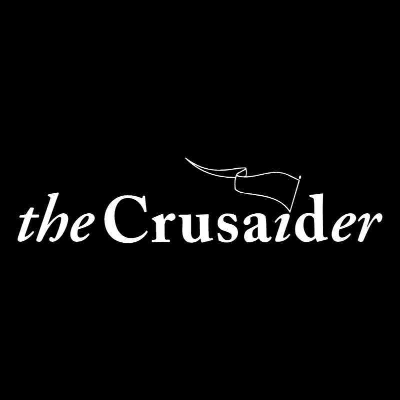 The Crusaider logo