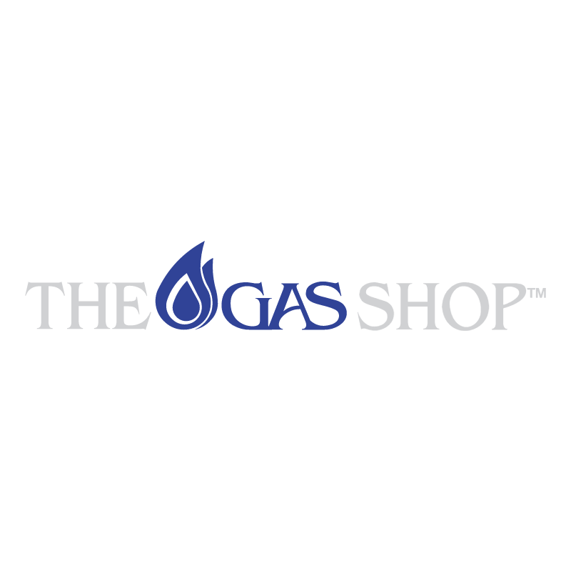 The Gas Shop vector logo