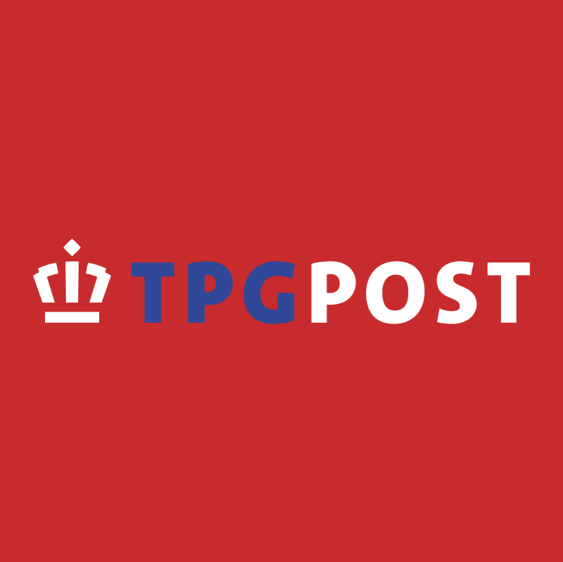 TPG Post vector logo