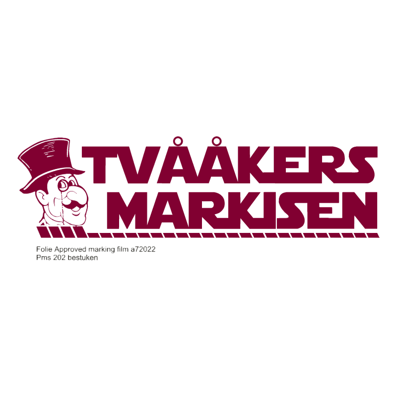 Tvaakers Markisen vector logo