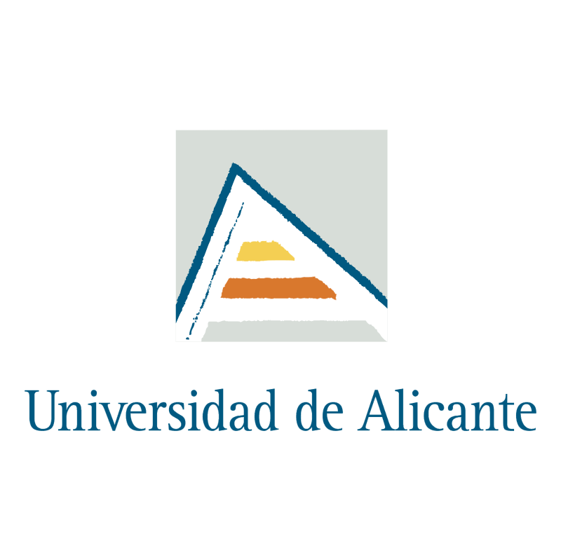Universidad de Alicante vector logo