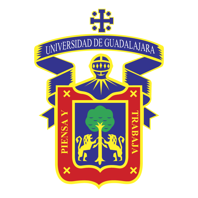 Universidad de Guadalajara vector