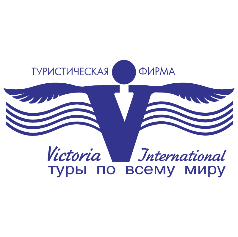 Victoria International vector
