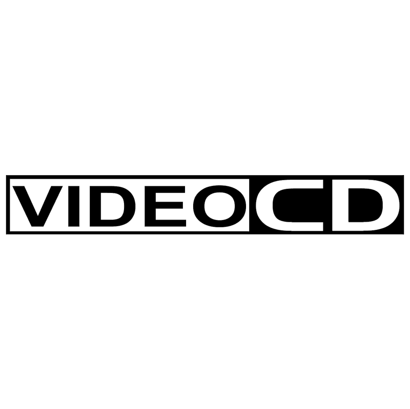 Video CD vector