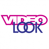 Video Look vector