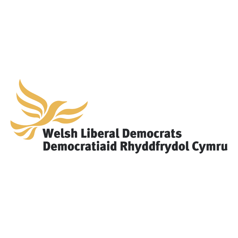 Welsh Liberal Democrats vector logo