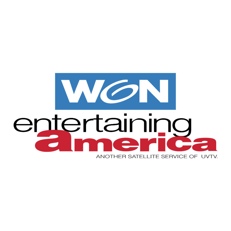 Won Entertaining America vector