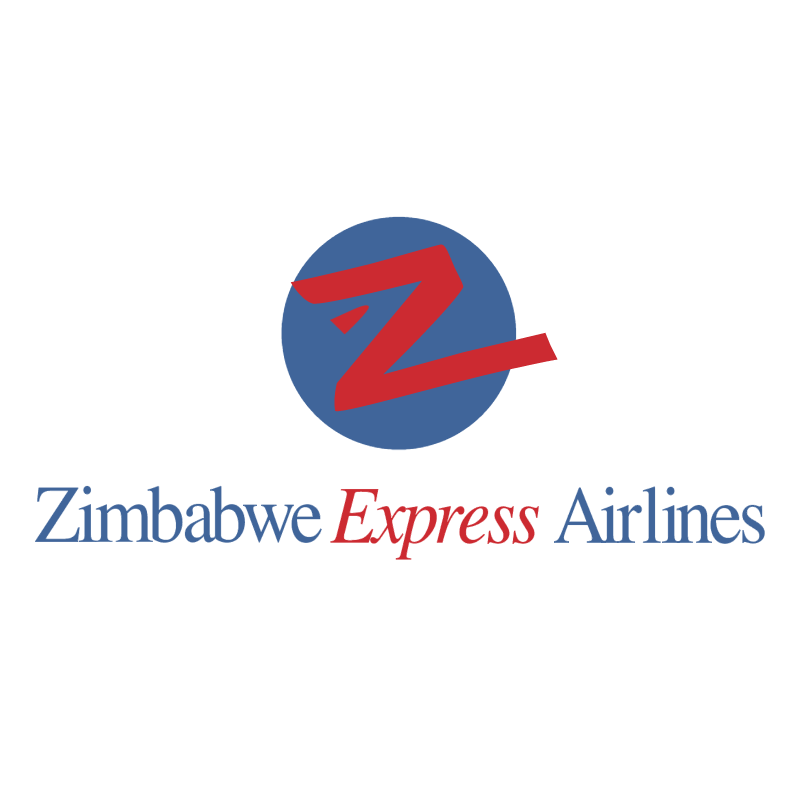 Zimbabwe Express Airlines vector