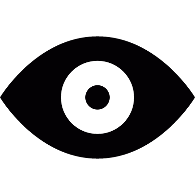 Watch dark eye logo