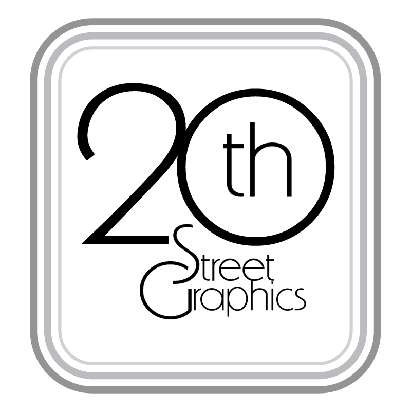 20th Street Graphics logo