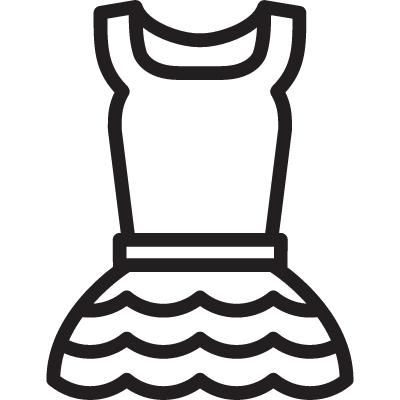 Dress withot Sleeves logo