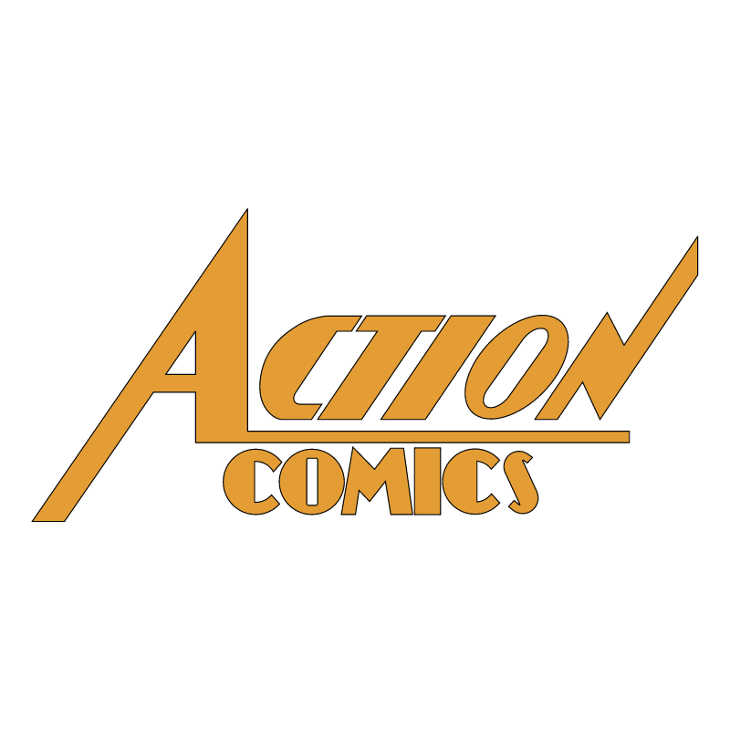 Action Comics 83770 logo