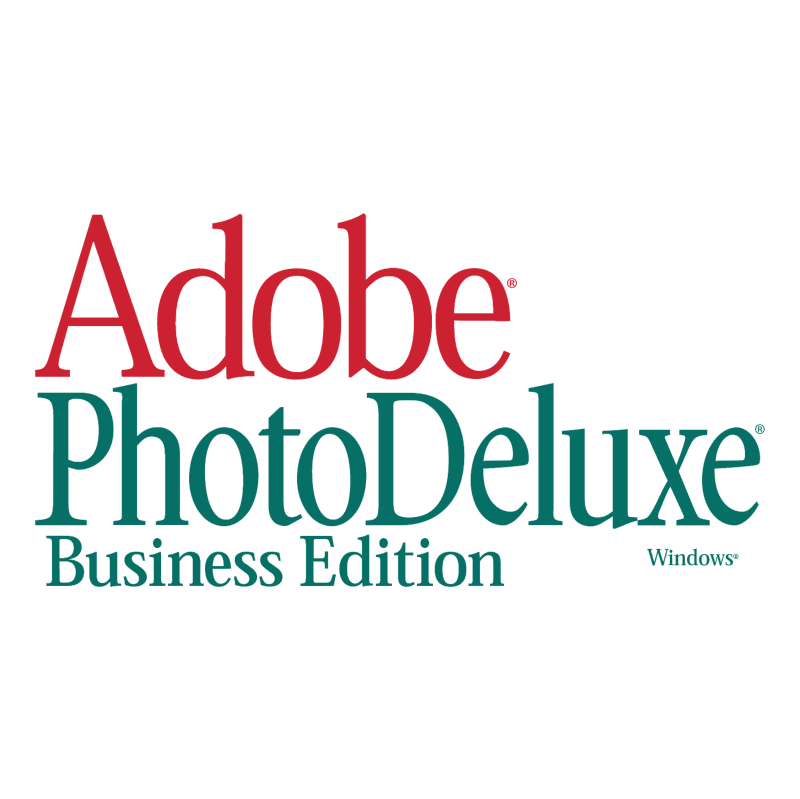 Adobe PhotoDeluxe