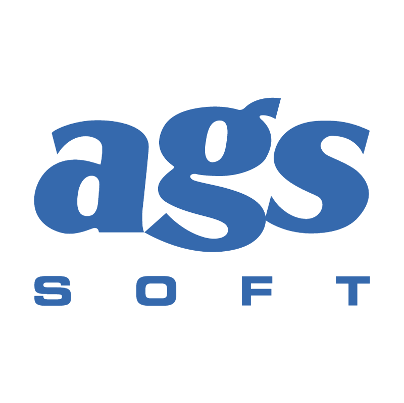 AGS Soft vector logo