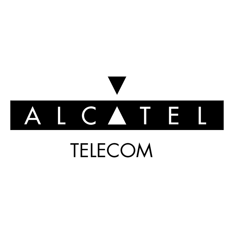 Alcatel Telecom vector