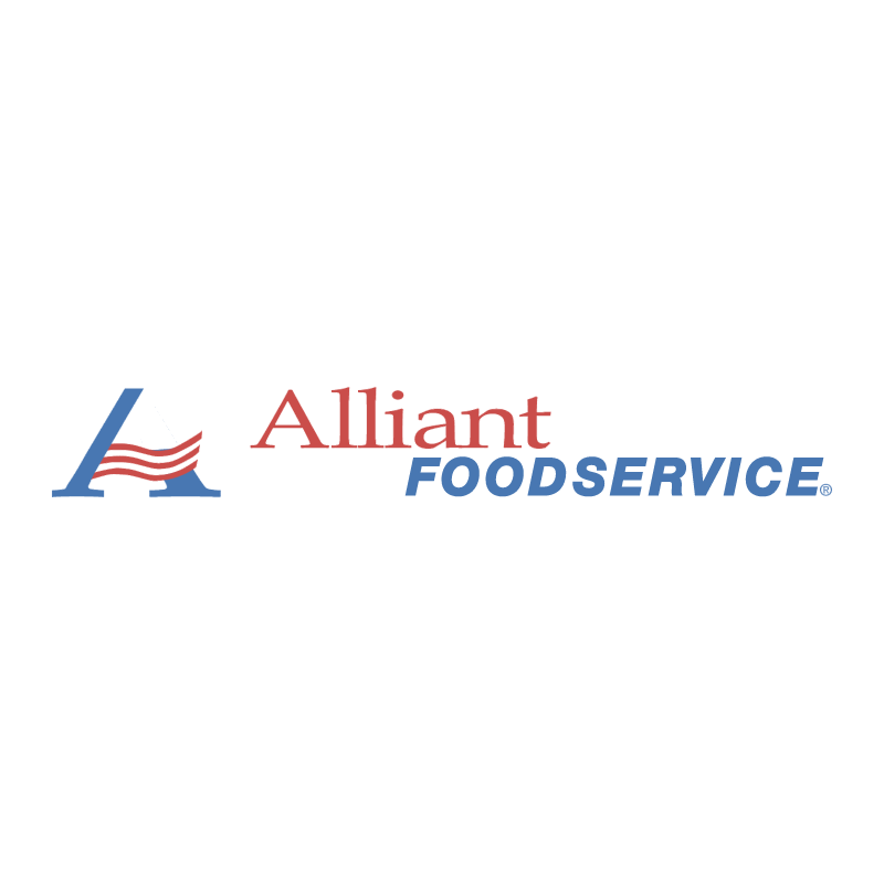 Alliant Foodservice vector logo
