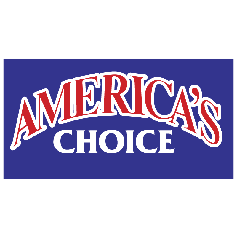 America's Choice vector logo