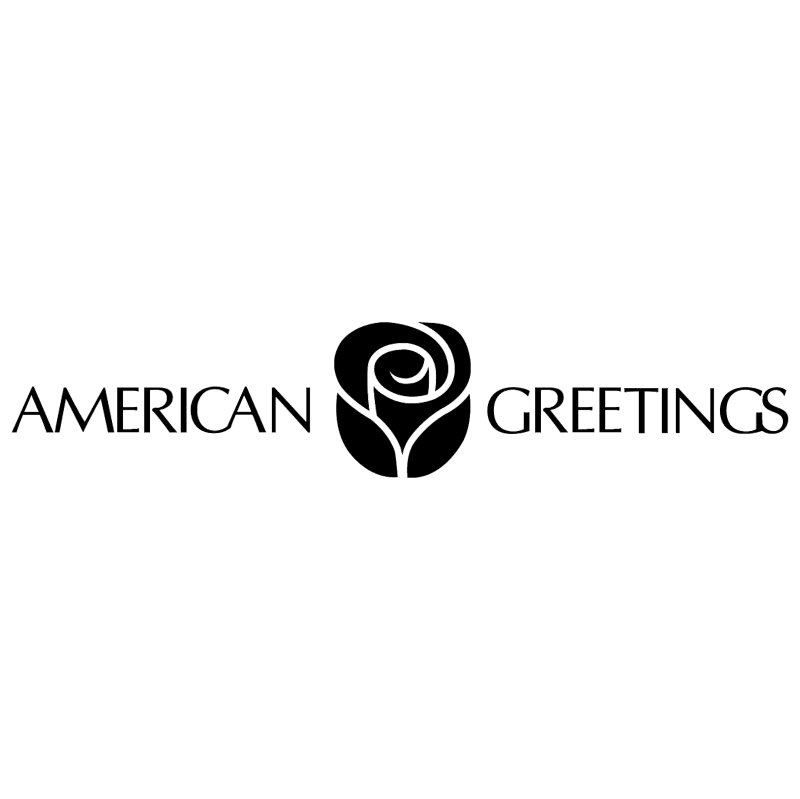 American Greetings 4118 vector
