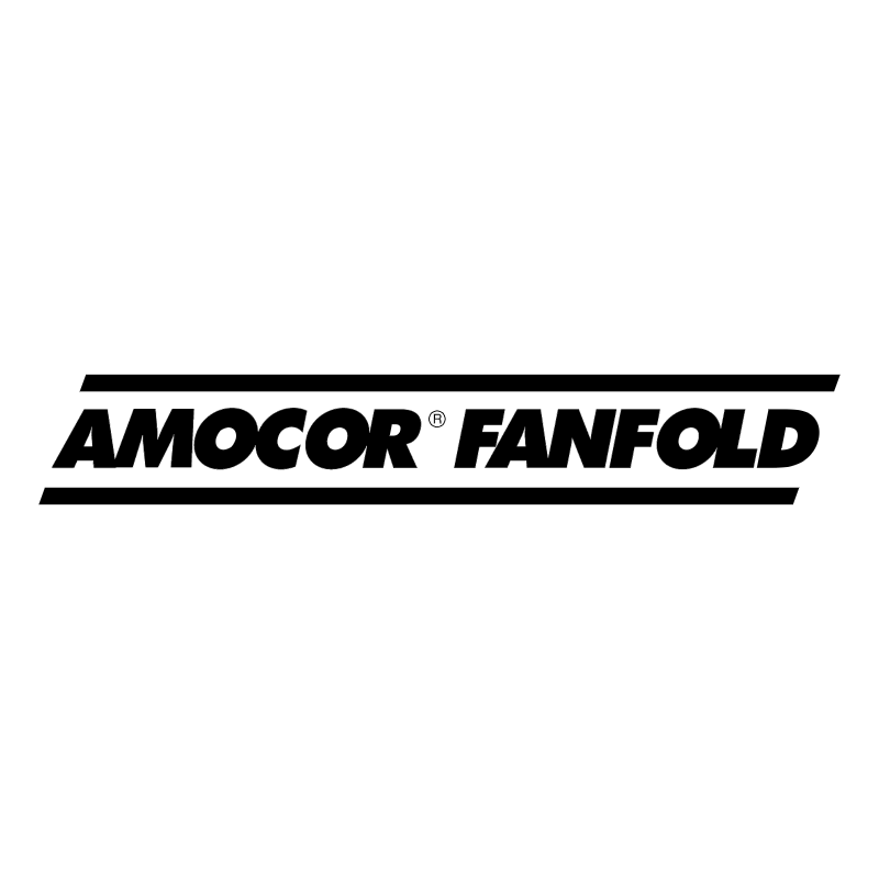 Amocor Fanfold vector