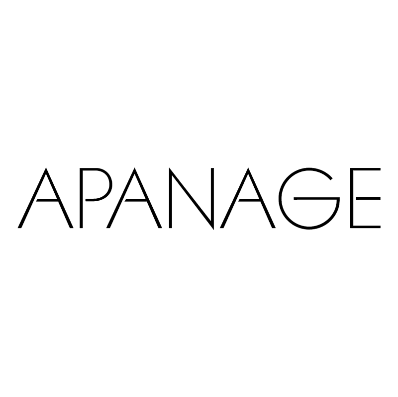 Apanage 68097 vector