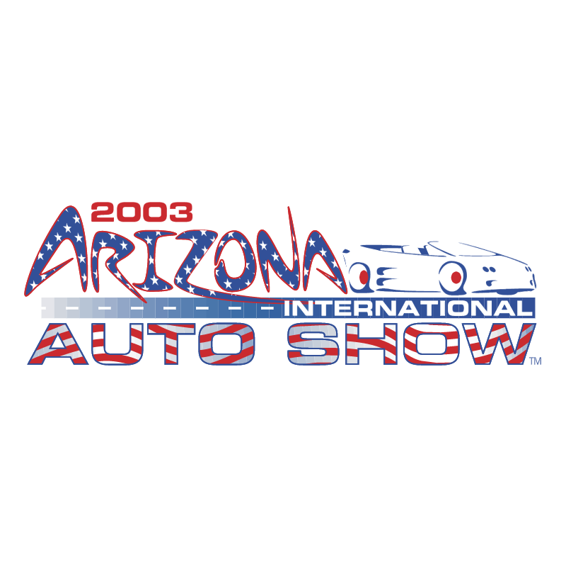 Arizona International Auto Show vector