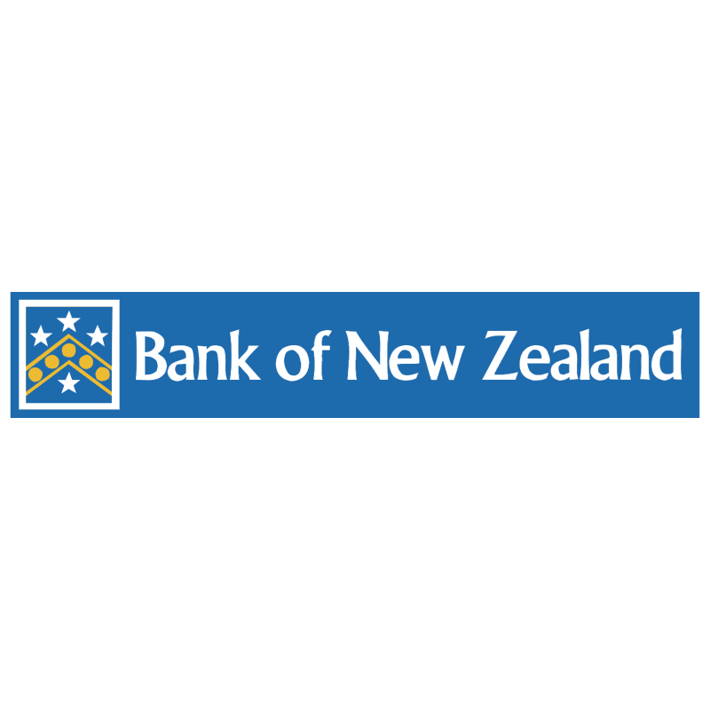 Bank of New Zealand vector
