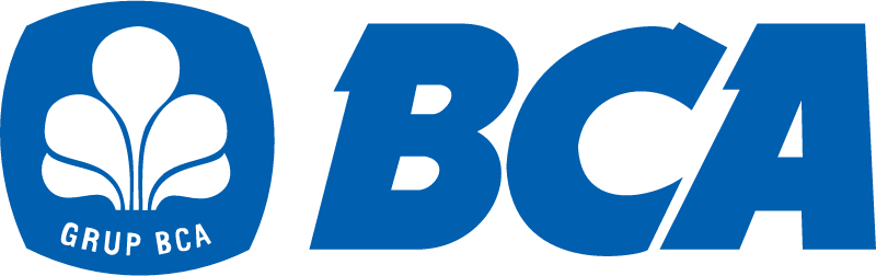 BCA Bank Central Asia vector logo