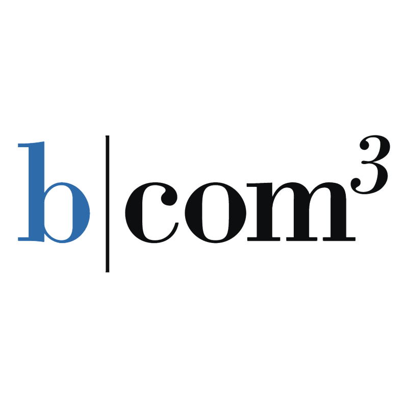 Bcom3 Group 50127 vector logo
