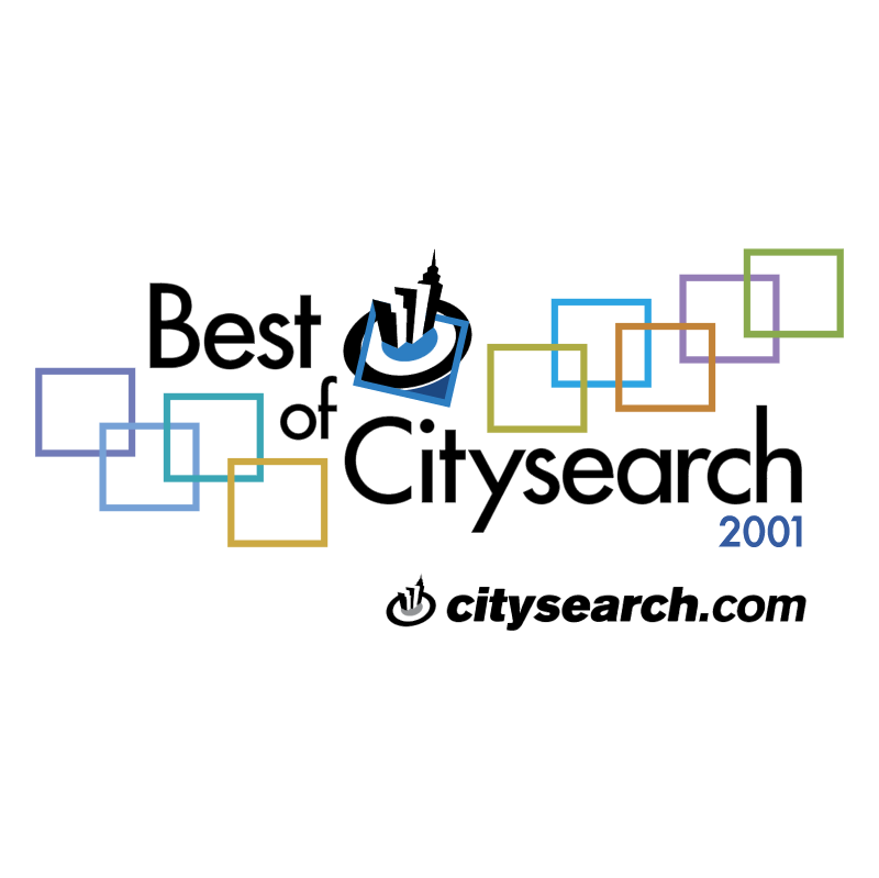 Best of Citysearch vector
