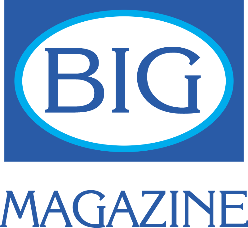 BIG Magazine vector
