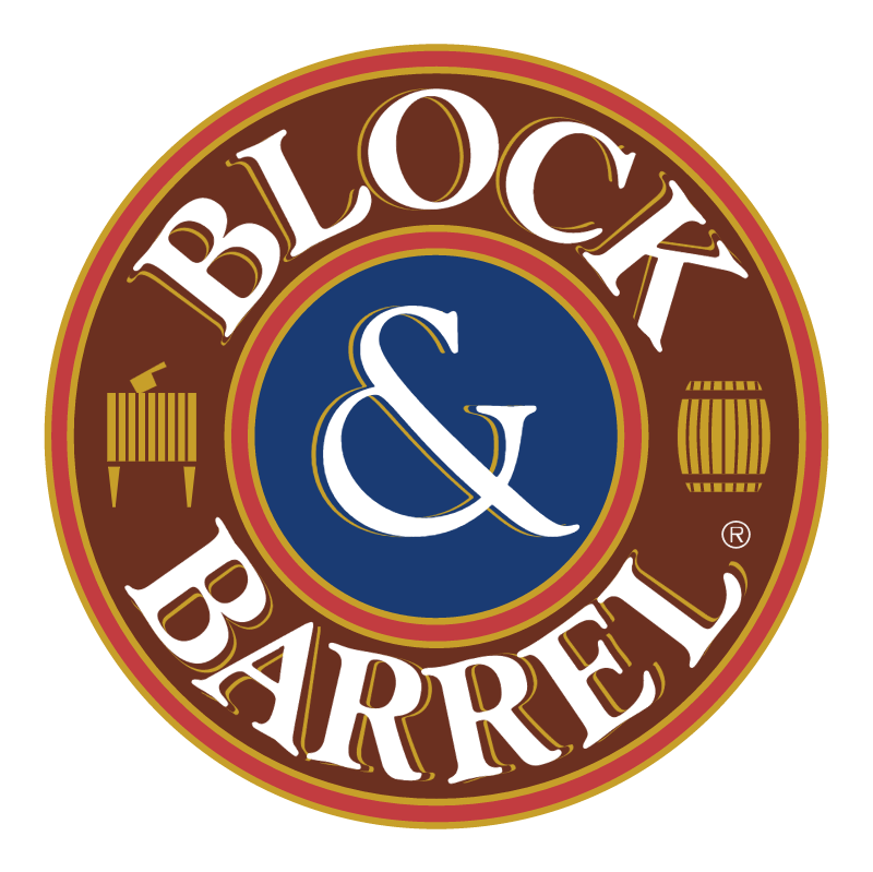 Block & Barrel 34455 vector